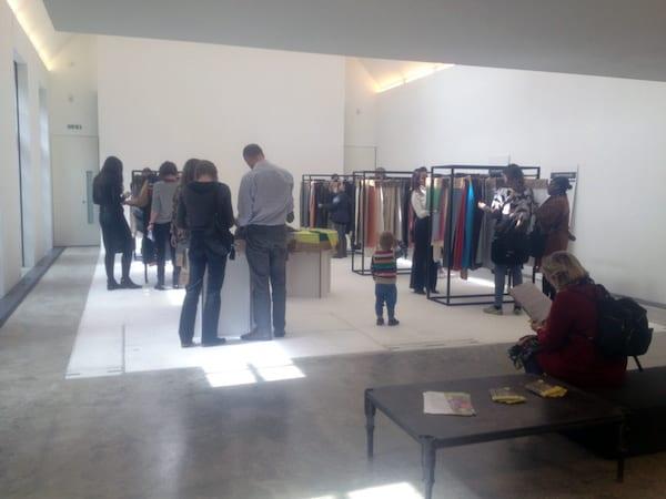 Future Fabrics Expo open day 3